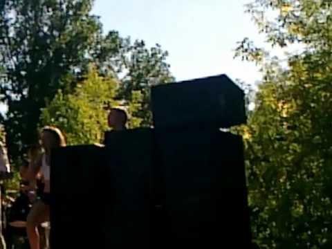 Байк-Фестиваль Уржум 4 августа 2012г