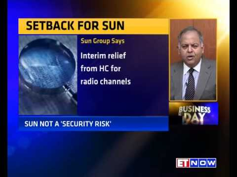 No Basis For Denying Security Clearances To Sun TV: SL Narayanan, Group CFO