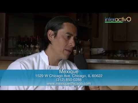 Chef Carlos Gaytan, Restaurant Mexique