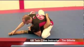 No Gi Grappling Video: Submissions From Mount - Attacks from High Mount Position with Tim Gillette