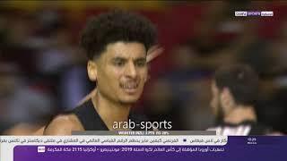تقرير قناة bein sports عن مباراة لبنان و نيوزيلندا