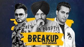 Breakup Sad Songs | Video Jukebox | Latest Punjabi Songs 2019 | Planet Recordz
