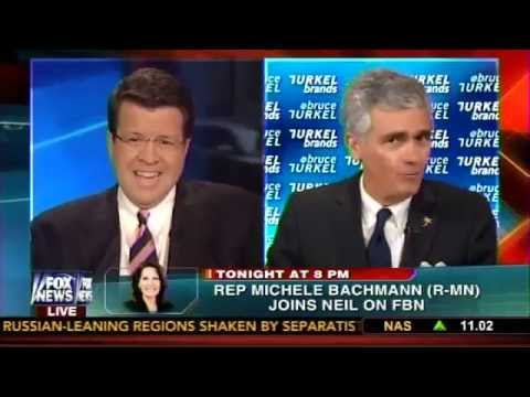 Bruce Turkel on Fox Business: Neil Cavuto wants to know about the IRS' brand