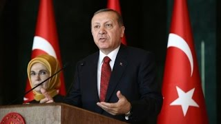 Family planning not for Muslims, says Turkey's Erdogan