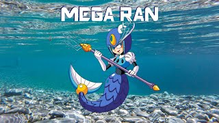 Random (Mega Ran) - Splash Woman