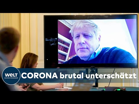 COVID-19-KRISE: Premier Boris