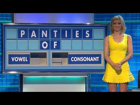 Rachel Riley 8 Out Of 10 Cats Does Countdown 7x06 2015 06 19 2100c Youtube