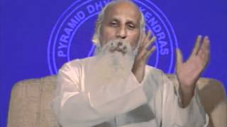 """Dhyanam - Anapanasati - Part - 1"" - Brahmarshi Patriji"
