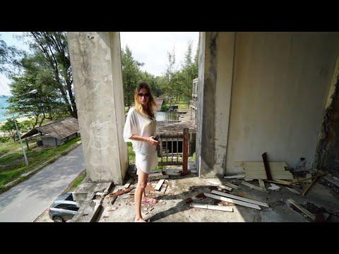 Заброшенный после цунами