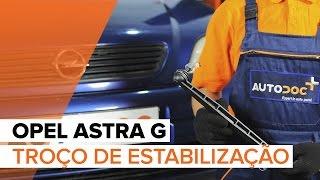 Reparações básicas para Opel Astra g f48 que todos os condutores devem conhecer