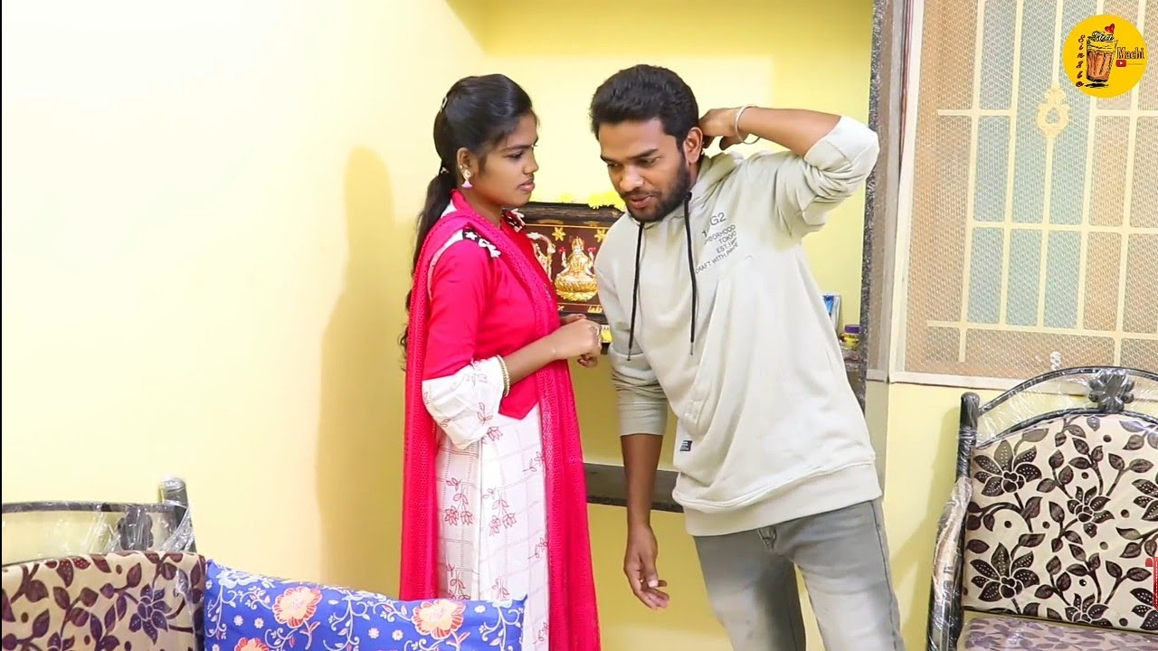 Valentine's day Prank | Prank on in front of Camera | SriVasanth | Reignson | Single Tea Machi