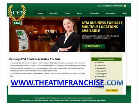 ATM Business For Sale Palm Springs/Palm Desert