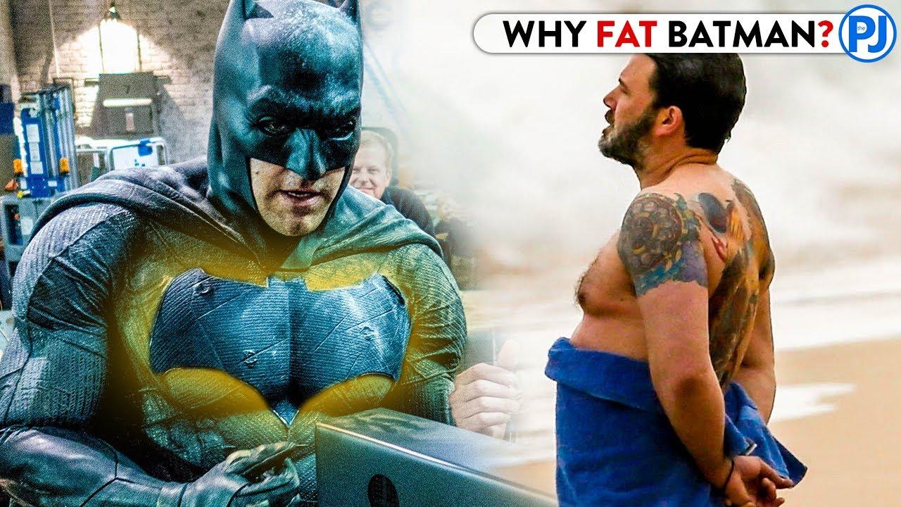 Why Batman Was FAT in DCEU? - PJ Explained