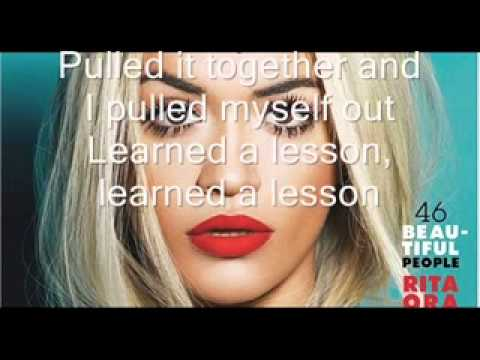 Rita Ora - Grateful Lyric