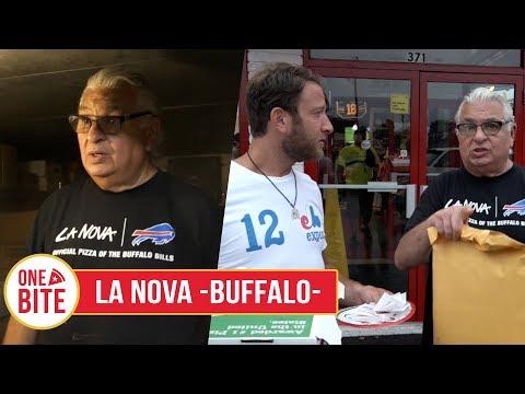 Barstool Pizza Review - La Nova Pizzeria (Buffalo)