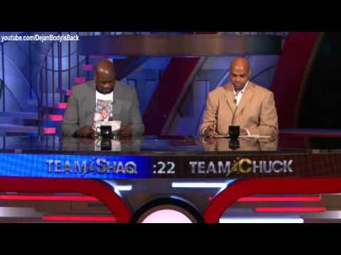 BBVA Rising Stars Draft [Team Shaq vs Team Chuck] (02.16.2012)