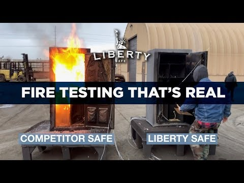 Fire Testing That's Real