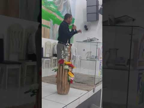 #Alex Silva pregação em Serrolândia