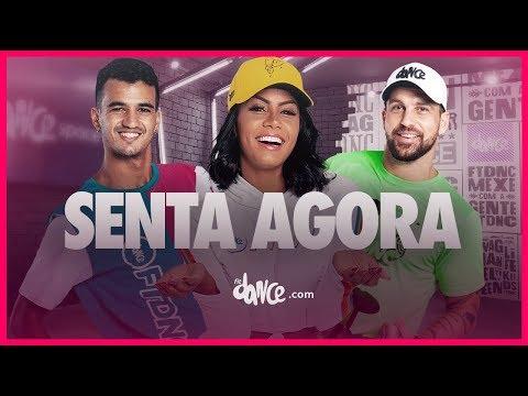 Senta Agora - Parangolé  FitDance TV Coreografia  Dance