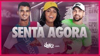 Senta Agora - Parangolé | FitDance TV (Coreografia Oficial) Dance Video