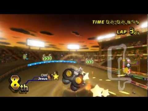 Download Mario Kart Wii -- Online Races 87: Excite Kart