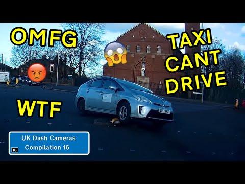 UK Dash Cameras - Compilation 16 - 2020 Bad Drivers, Crashes + Close Calls