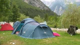 Camping Klin - Soča - www.avtokampi.si
