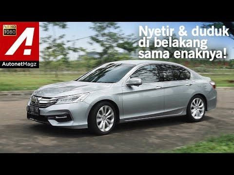 Honda Accord 2017 Review & Test Drive by AutonetMagz