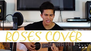 Roses by The Chainsmokers | Acoustic Cover by Alex Aiono