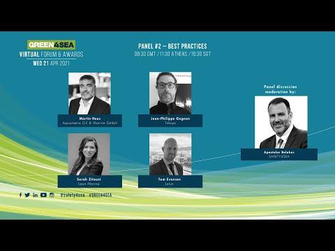 2021 GREEN4SEA Virtual Forum Panel 2: Best Practices