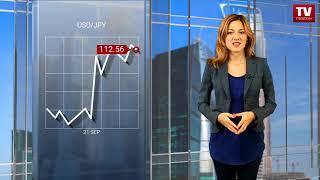 InstaForex tv news: FOMC decision boosts demand for USD  (21.09.2017)