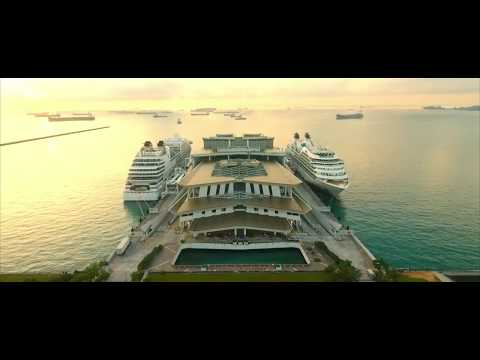 Cruise Ship Log in Singapore | SCS X Marina Offshore
