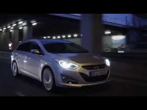 Hyundai i40 Features