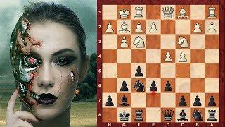 Amazing Rybka Immortal Game! - crushes Jonny (800 Core i7) - Dutch Defense - Chess Engine Clash!