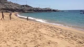 Playa de Tauro, Gran Canaria |S|