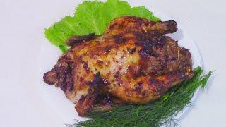 Курица Левенги, Вкуснота из Азербайджанской кухни(Курица левенги обрадует любителей острых куриных блюд и соуса ткемали. На самом деле, очень простой в приго..., 2016-06-27T07:00:01.000Z)