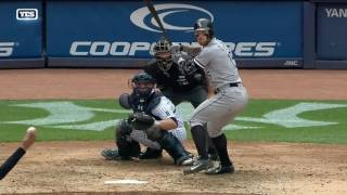 Dellin Betances 4K Perfect Pitch vs CHW 20160514