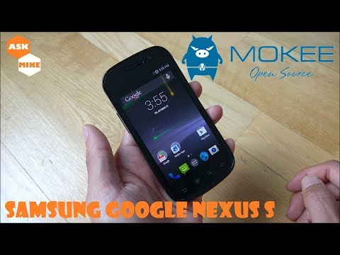 Flash Mokee Open Source ROM Android 4.4.4 Samsung Google Nexus S I9020
