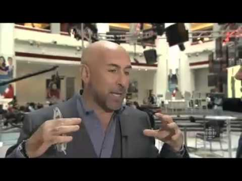 Carlo Rota on CBC TV's Recipe to Riches   Entertainment