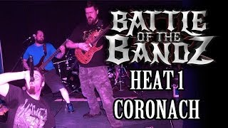 Coronach at Battle Of The Bandz 2014 Heat 1 (Vote Now!!)