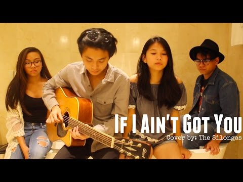 If I Ain't Got You // Cover w/ my cousins!!! | Shargaile Galvez