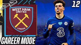 NO WAY!!! WE SIGNED MASON MOUNT!!!😍 - FIFA 21 West Ham Career Mode EP12