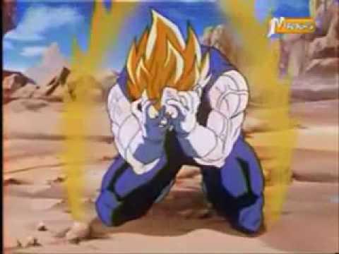 AMV DBZ - Goku vs Vegeta  Era - Ameno        Anime Music video.mp4