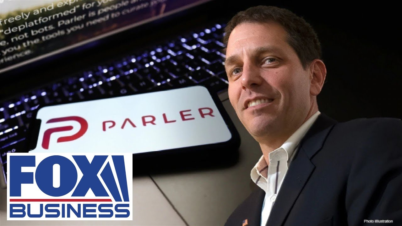 Download Parler interim CEO: We expect to be back in Apple app store 'pretty shortly'