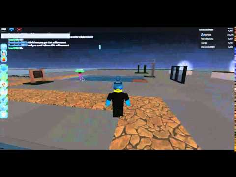 how to make straight water in roblox