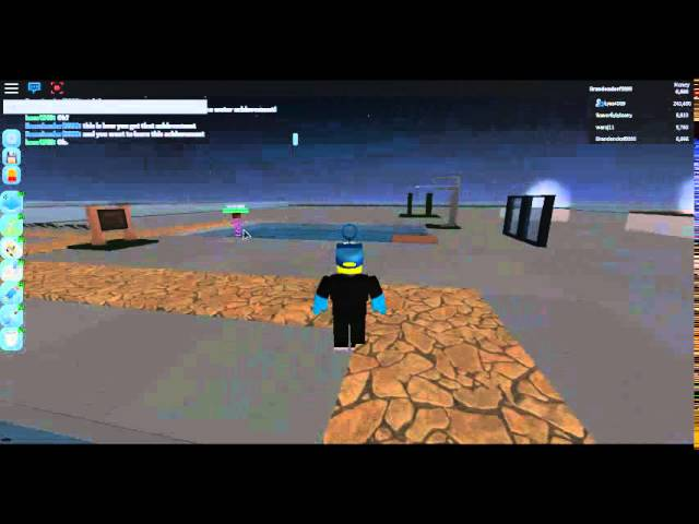 Pool Tycoon Roblox How To Get The Straight Through The Water Achievement In Pool Tycoon 4