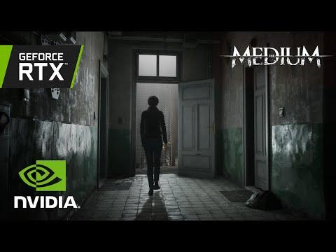 The Medium | Exclusive GeForce RTX PC Gameplay Reveal