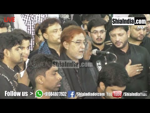 4th Muharram Aaghaz-e-Matam Anjuman-e-Masoomeen 1439-2017-18