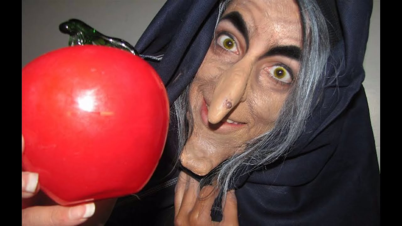 Queen Witch Halloween Makeup Tutorial