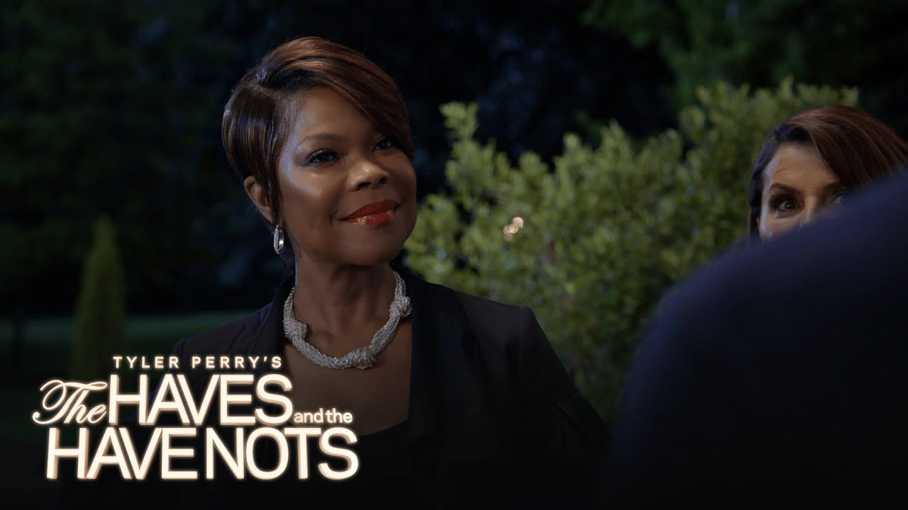 Download Veronica Reveals James' Plan | Tyler Perry's The Haves and the Have Nots | OWN
